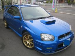 Subaru Impreza WRX WRX STI