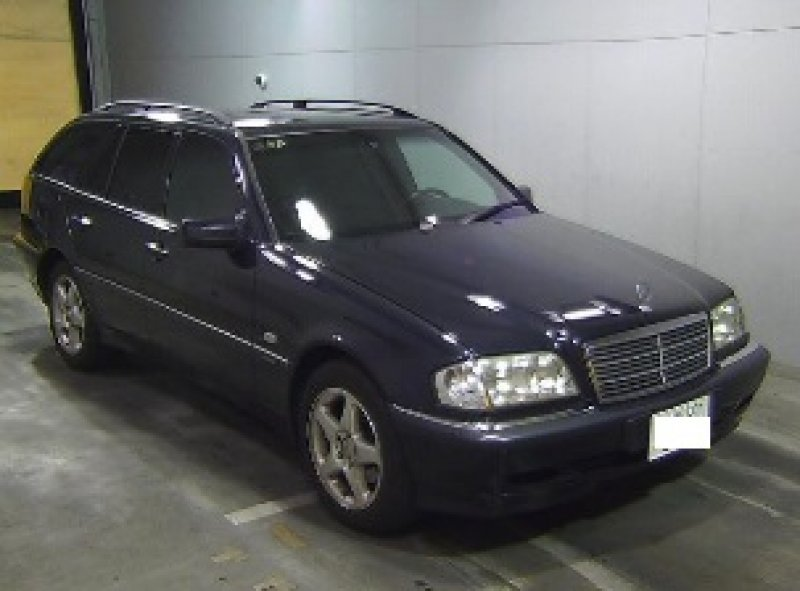 mercedes benz c240 wagon 2001 used for sale