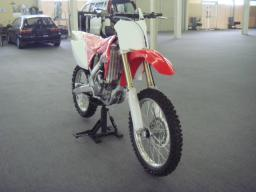 Used Honda cr250f