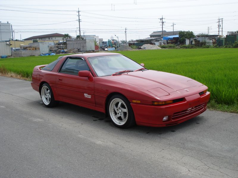 Toyota Supra Stock >> Toyota SUPRA 2.5 GT TWIN-TURBO, 1992, used for sale