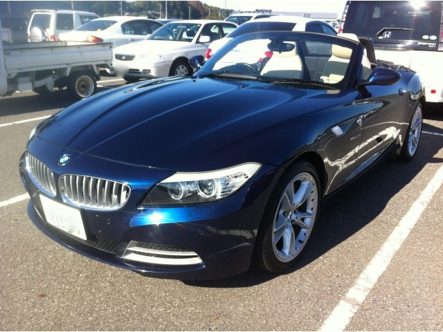 Bmw Z4 Sdrive35i 2009 Used For Sale