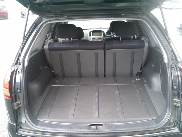 Nissan Wingroad S Sports Package 2004 Used For Sale Japan