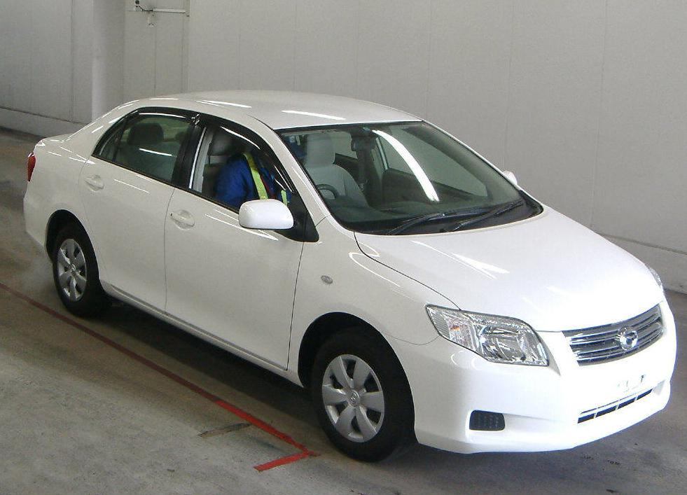 toyota corolla axio 2007 used for sale. Black Bedroom Furniture Sets. Home Design Ideas
