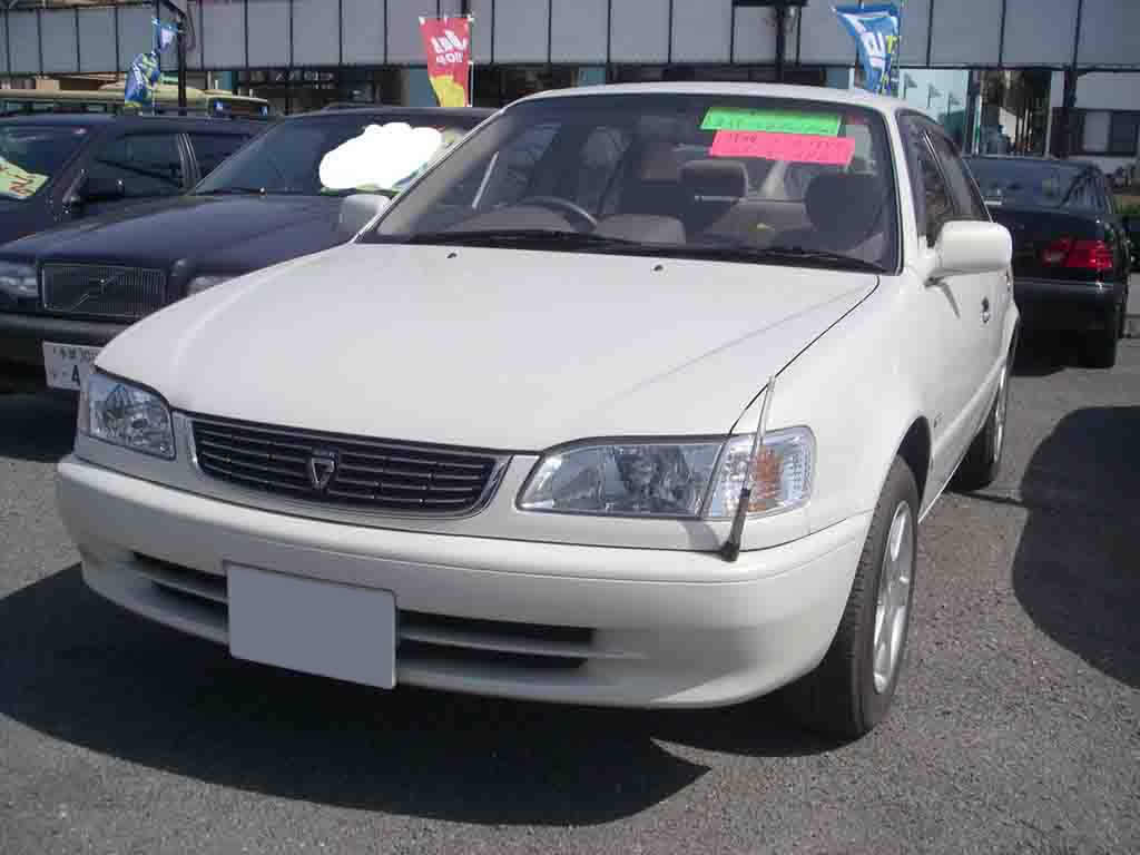 toyota corolla se saloon 2000 used for sale toyota. Black Bedroom Furniture Sets. Home Design Ideas
