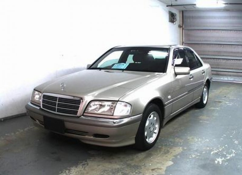 Mercedes benz c240 1997 used for sale for Mercedes benz usa customer service phone number