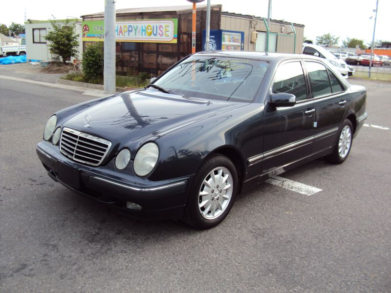 Mercedes benz e240 2000 used for sale for Mercedes benz usa price list