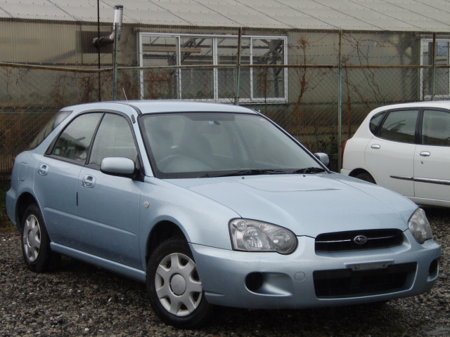 subaru impreza sports wagon 15i 2005 used for sale. Black Bedroom Furniture Sets. Home Design Ideas