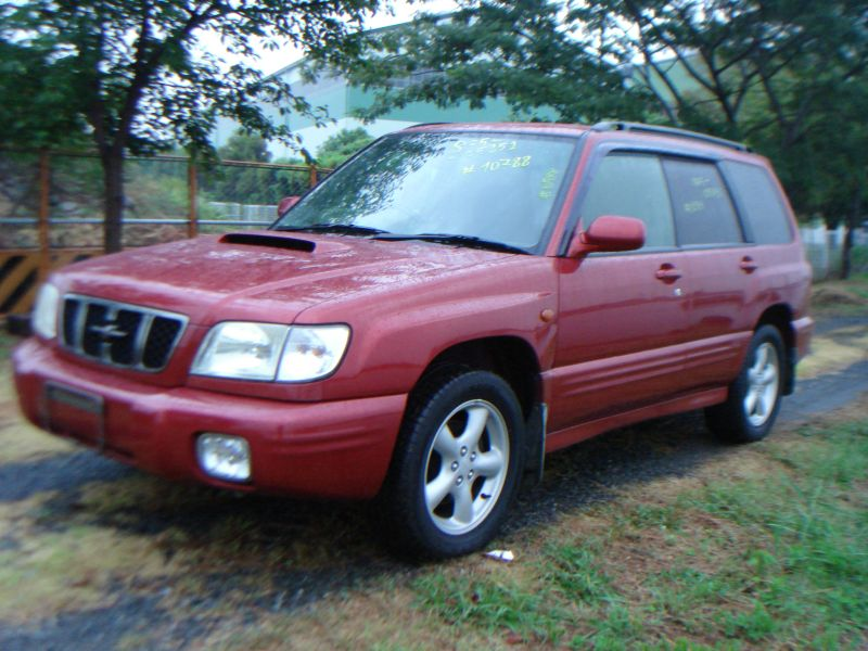 subaru forester s turbo 4wd 2000 used for sale. Black Bedroom Furniture Sets. Home Design Ideas