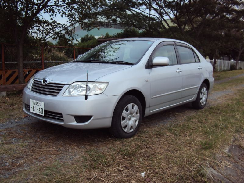 toyota corolla 2005 used for sale. Black Bedroom Furniture Sets. Home Design Ideas