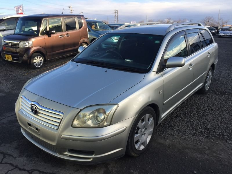 toyota avensis 2004 used for sale. Black Bedroom Furniture Sets. Home Design Ideas
