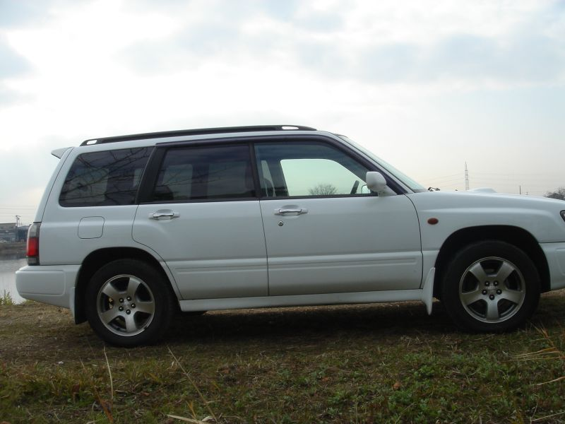 Subaru Forester S Tb 1998 Used For Sale