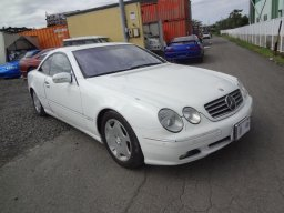Used Mercedes-Benz CL600