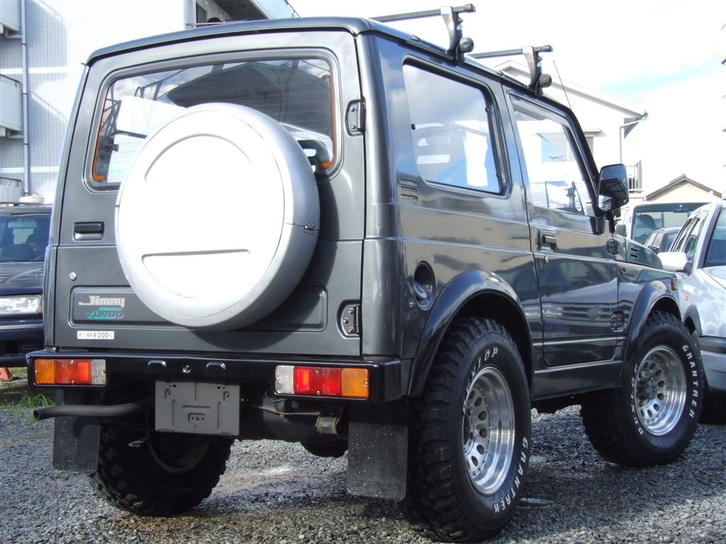 Suzuki JIMNY 4WD, TURBO, 1992, used for sale