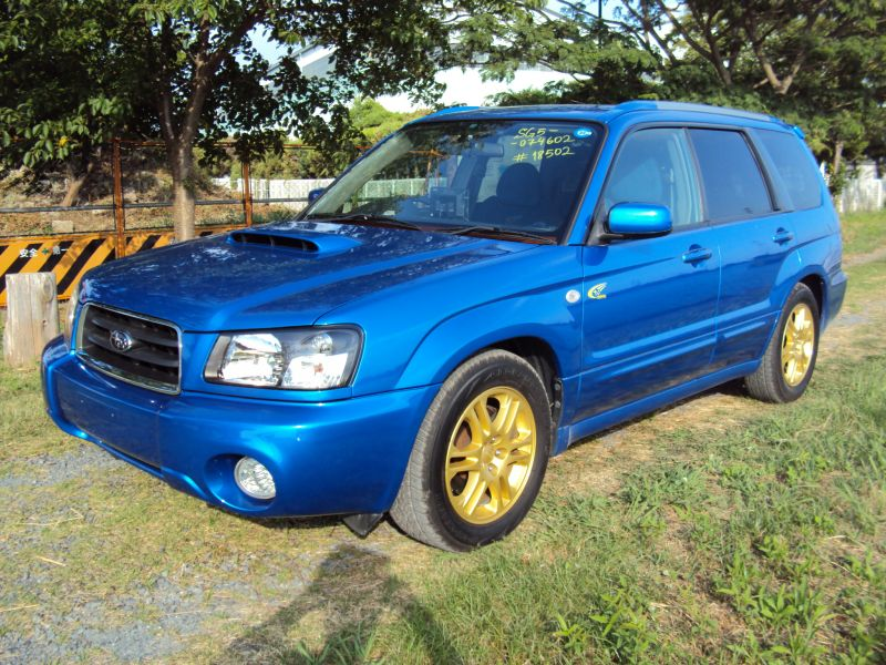 Subaru Forester 2 0 Xt Wr Ltd 2005 Used For Sale
