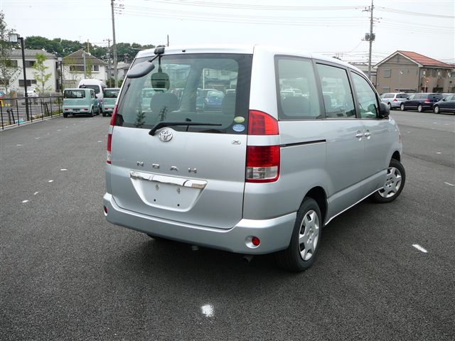 Toyota Noah X-E SERECTION, 2003, used for sale