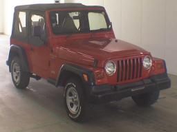 Used Chrysler JEEP WRANGLER