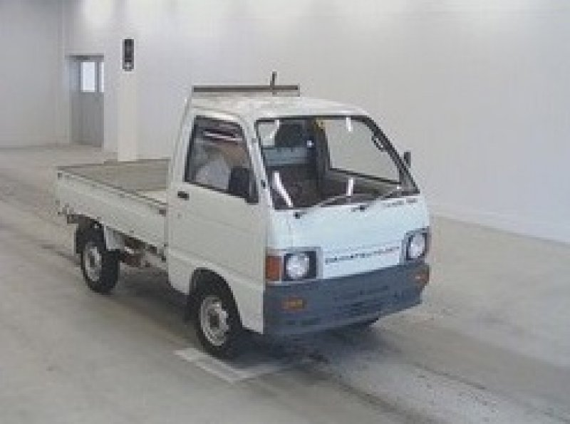 Daihatsu HIJET TRUCK , 1989, Used For Sale