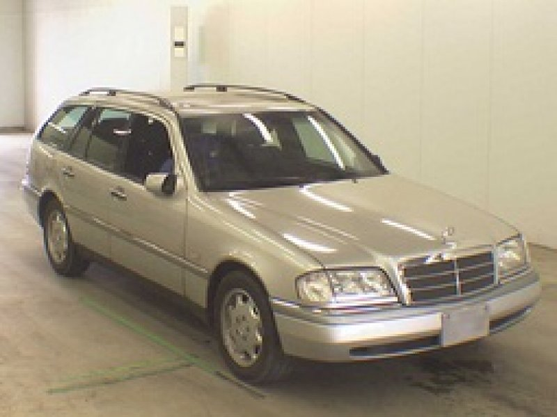 Mercedes benz c230 station wagon 1996 used for sale for Used mercedes benz station wagon