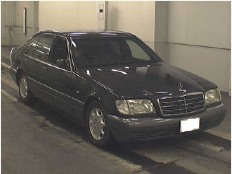 Mercedes benz s280 1995 used for sale for Mercedes benz s280 for sale