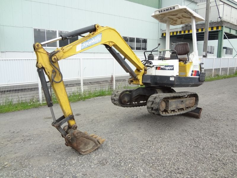 Yanmar 240d 2wd Parts : Yanmar excavator b n a used for sale
