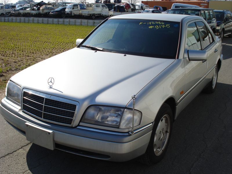 Mercedes benz c200 1995 used for sale for Mercedes benz 1995