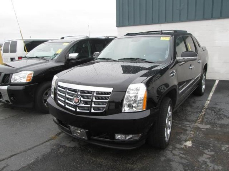 cadillac escalade ext 2011 used for sale. Black Bedroom Furniture Sets. Home Design Ideas