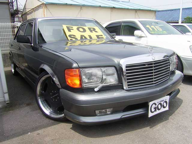Mercedes benz 560sel 1991 used for sale for 1991 mercedes benz 560sel for sale