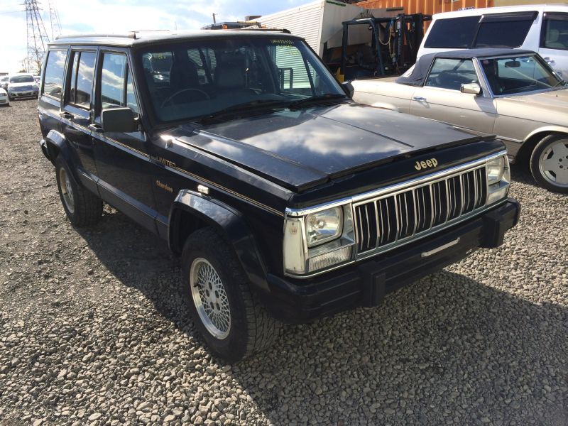 jeep cherokee limited 1995 used for sale. Black Bedroom Furniture Sets. Home Design Ideas