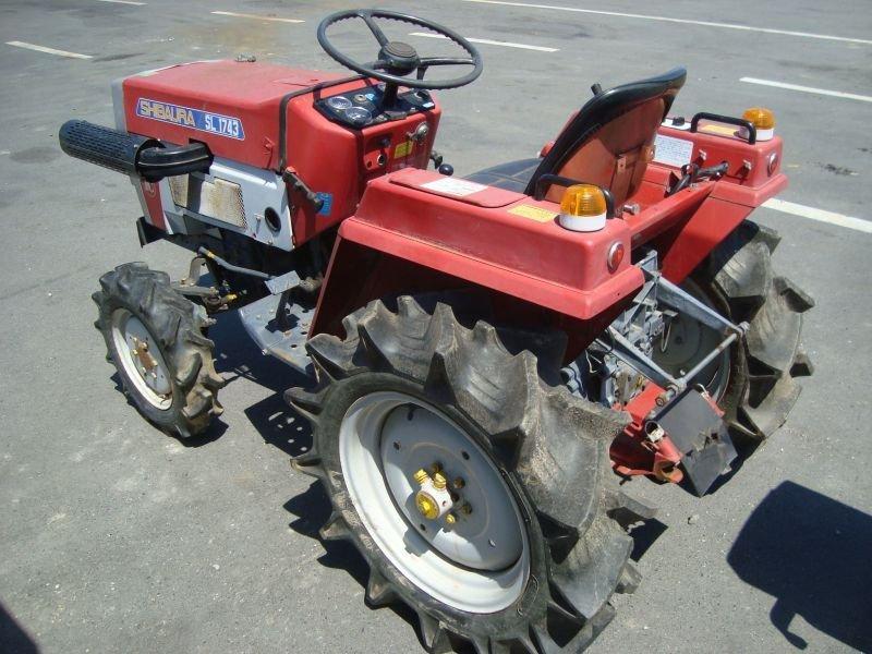 Shibaura SL1743 , 1998, used for sale