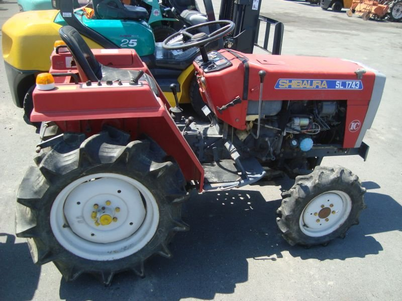 Shibaura SL1743 , 1998, used for sale