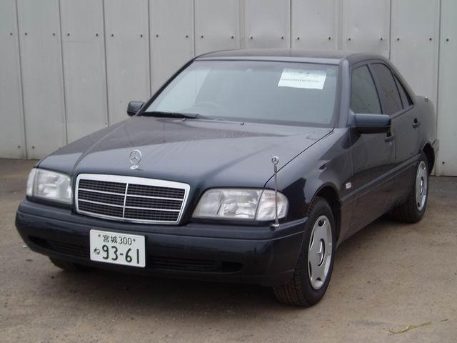Mercedes benz c200 elegance 1995 used for sale rama dbk for Mercedes benz japan