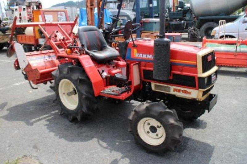 Antique Yanmar Tractors : Yanmar tractor fb d n a used for sale