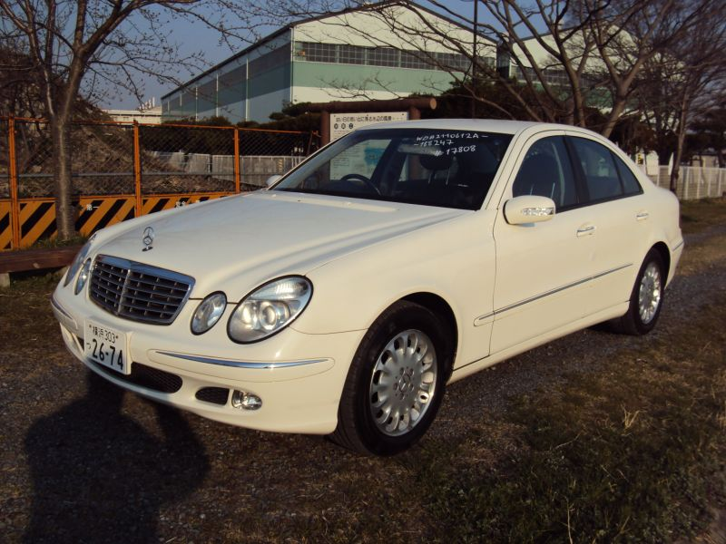 Mercedes benz e240 2003 used for sale for Mercedes benz usa price list