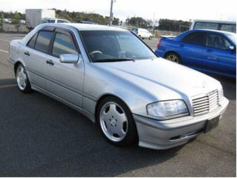 Mercedes Benz C200 1997 Used For Sale