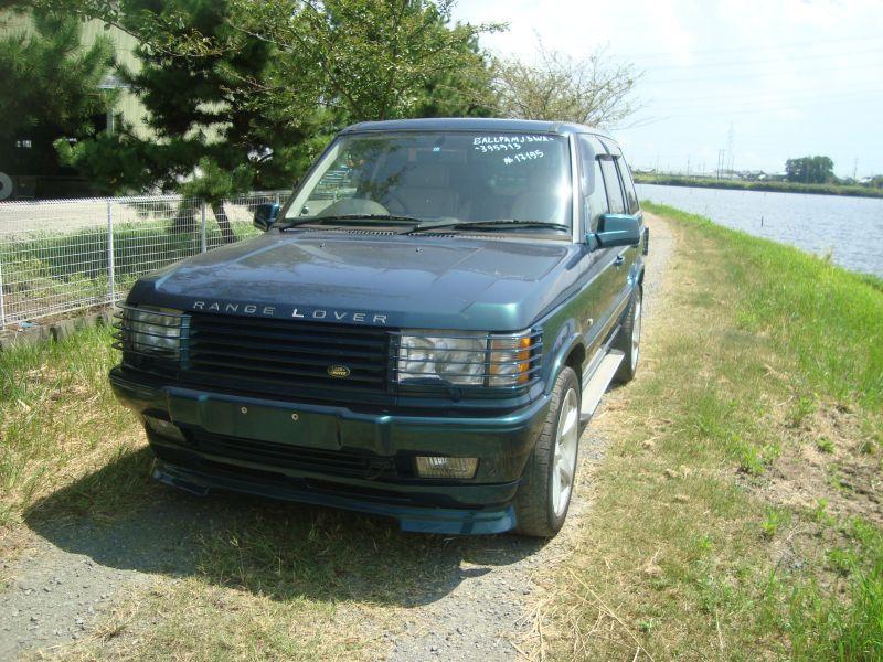 land rover range rover 1998 used for sale. Black Bedroom Furniture Sets. Home Design Ideas