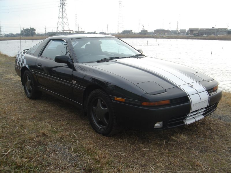 toyota supra 2 5 gt twin turbo r 1990 used for sale. Black Bedroom Furniture Sets. Home Design Ideas