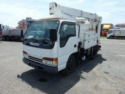 Isuzu - 4HG1 engine - Japan Partner