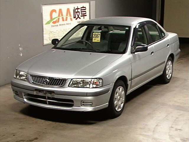 Nissan Sunny Ex Saloon 2000 Used For Sale