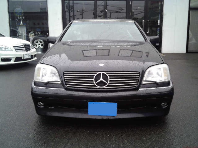 mercedes benz s600 1995 used for sale