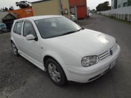 VolksWagen GOLF used car