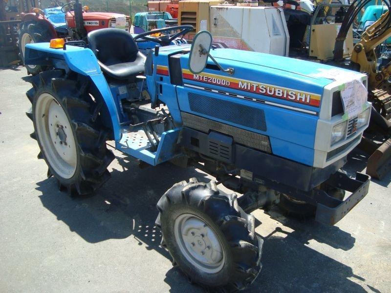 Mitsubishi Tractor Mt2201 Parts : Mitsubishi tractor used for sale