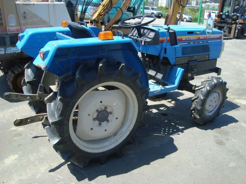 tractor mitsubishi htmi service parts manual