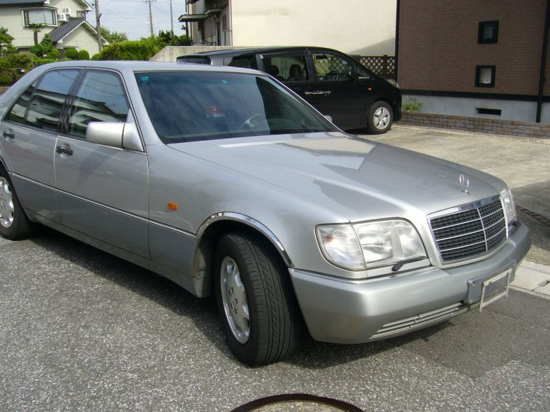 Mercedes benz s500 1993 used for sale for Mercedes benz s500 for sale