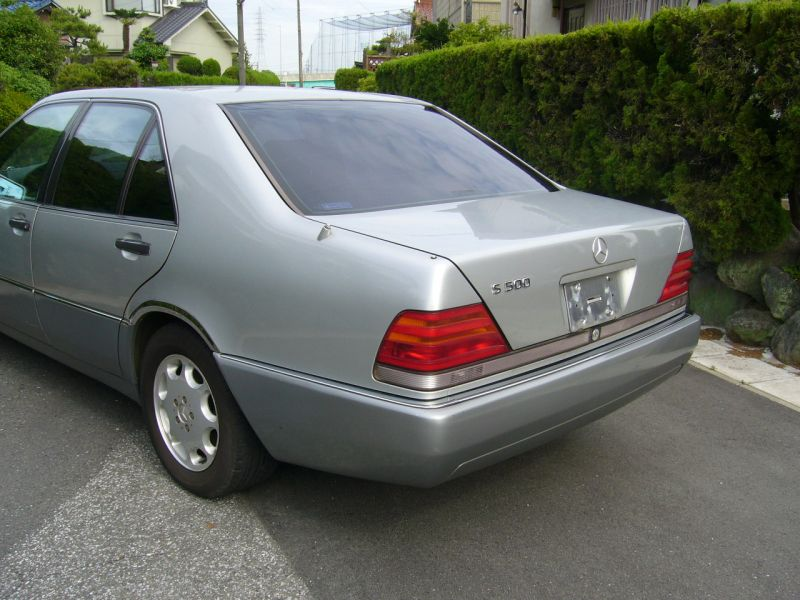 Mercedes benz s500 1993 used for sale for Used s500 mercedes benz for sale