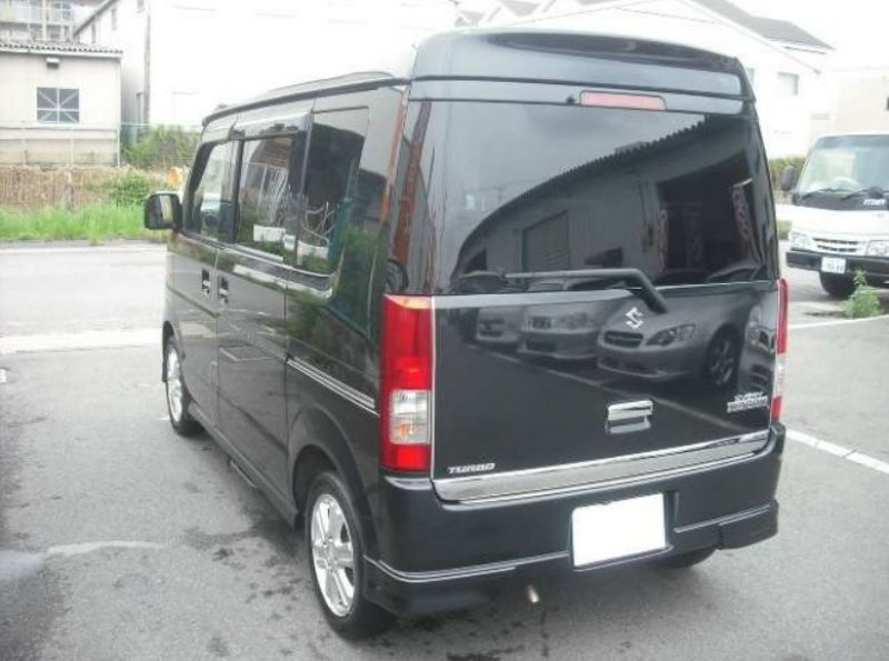 suzuki every van 2010 used for sale. Black Bedroom Furniture Sets. Home Design Ideas