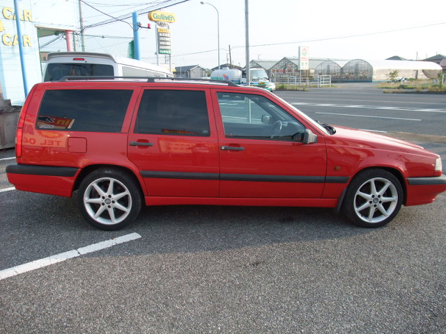 volvo 850 estate wagon gle clasic package 1996 used for sale japan. Black Bedroom Furniture Sets. Home Design Ideas