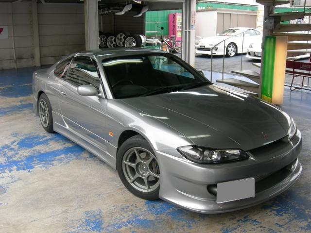 Nissan Silvia Spec R 1999 used for sale Silvia Spec R