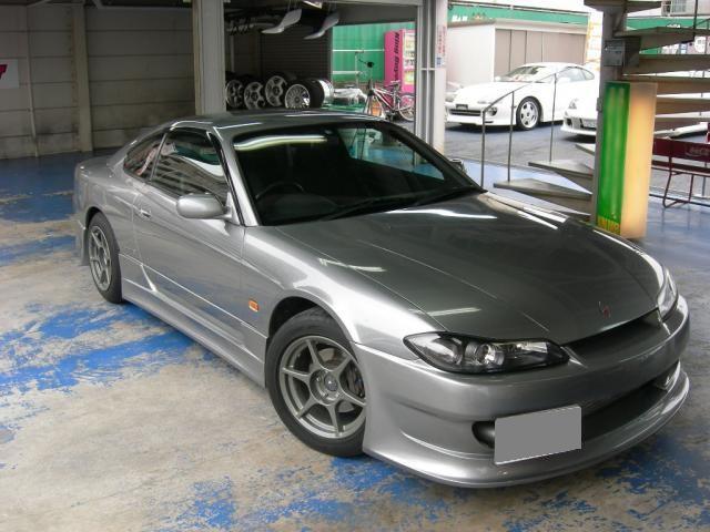 Nissan Silvia Spec R 1999 Used For Sale Silvia Spec R Turbo