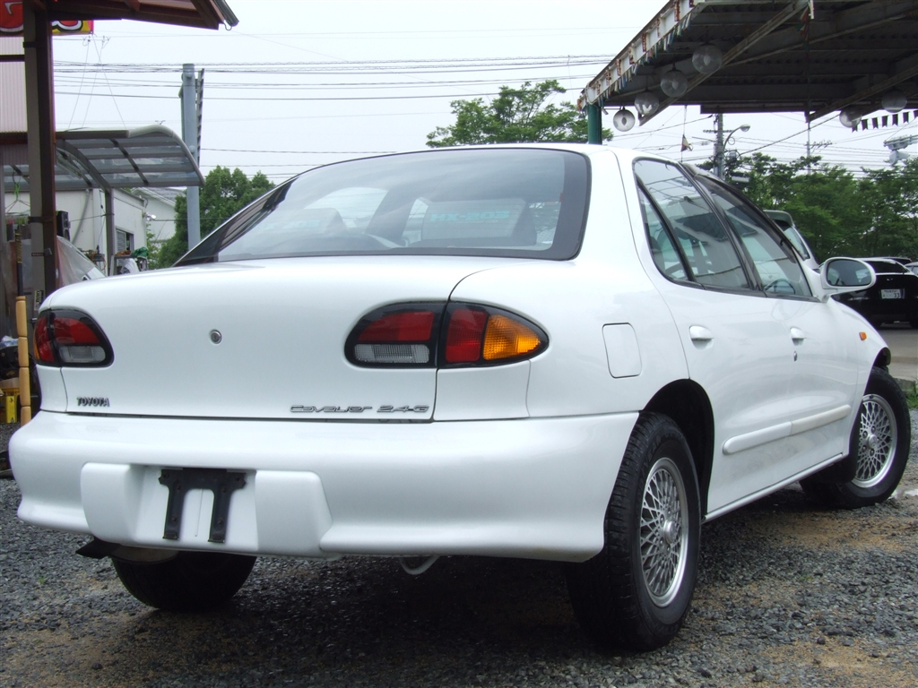 Toyota Cavalier 2001 Used For Sale