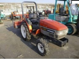 Yanmar tructer used car